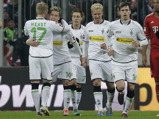 Result: Monchengladbach, Lazio share six-goal thriller
