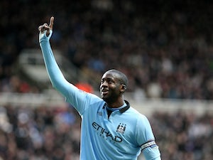 Toure: 'I want to end my career at City'