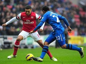 Half-Time Report: No goals between Swansea, Arsenal