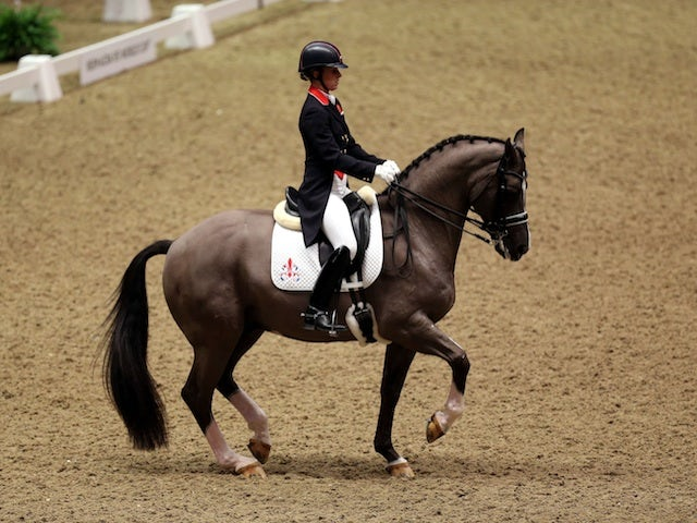 Result: Charlotte Dujardin breezes into Olympic individual dressage final