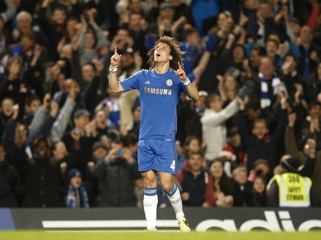 Luiz guarantees Brazil World Cup triumph