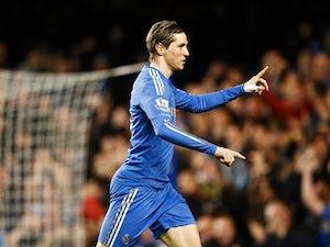 Half-Time Report: Chelsea lead against Rubin Kazan