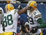 Green Bay Packers wide receiver James Jones on December 16, 2012