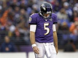 Result: Bengals, Ravens rest starters