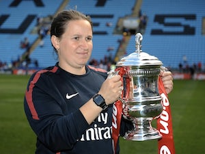 Kelly Smith: 'Laura Harvey could be perfect fit for Arsenal'
