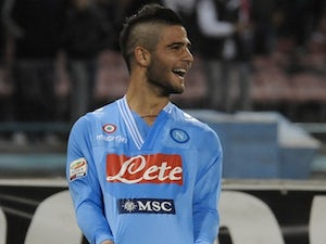 Insigne committed to Napoli