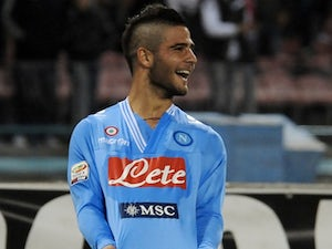 Insigne tipped for Italy return
