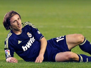 Modric caught cheating on wife?