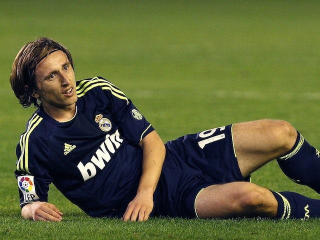 Modric: 'Teams play better against Madrid'