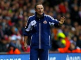 Sunderland boss Martin O'Neill gestures on December 22, 2012
