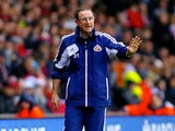 Sunderland boss Martin O'Neill gestures on December 22, 2012