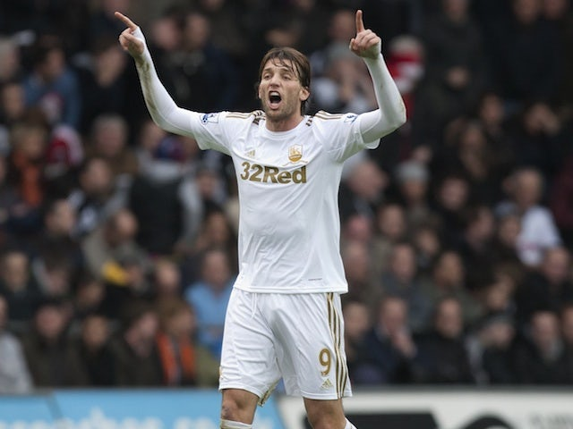 Michu misses out on Spain call-up