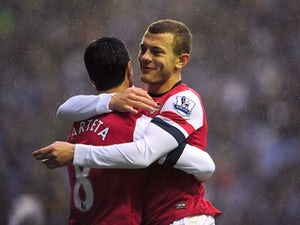 Wenger: 'Wilshere could do with a breather'