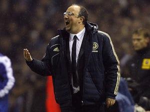 Benitez ready to