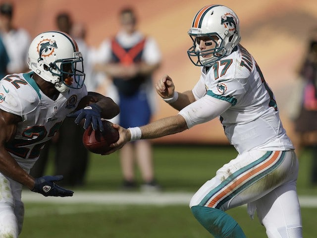 Tannehill: 'Exciting opportunities for Dolphins'
