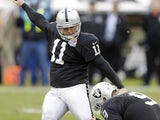 Oakland Raiders place kicker Sebastian Janikowski on December 16, 2012