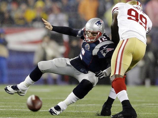 Brady returns to Patriots practice