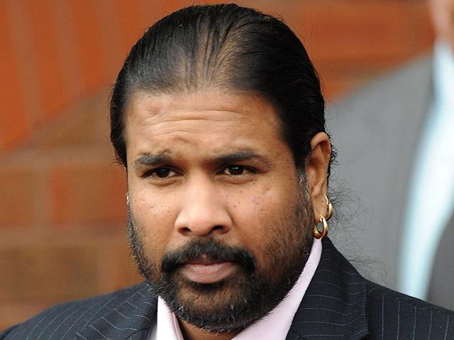 Blackburn Rovers' owner Balaji Rao on November 21, 2010