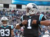 Carolina Panthers' Cam Newton on December 23, 2012