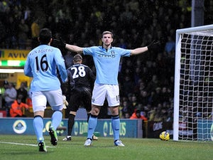 Dzeko: 'Man Utd will drop points'