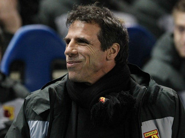 Zola stunned by Palace comeback