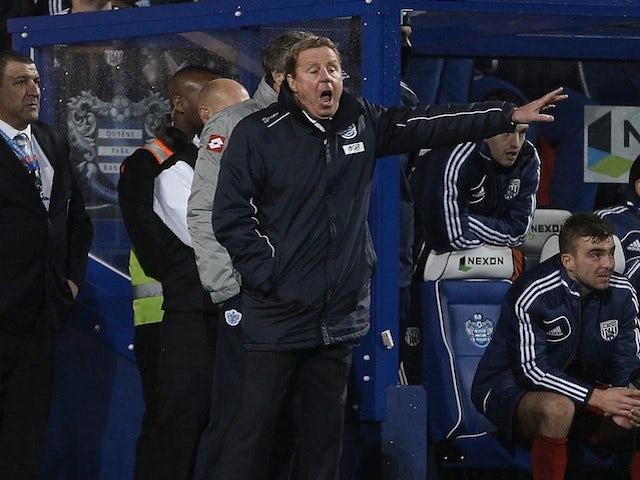 Fernandes keen for Redknapp stay