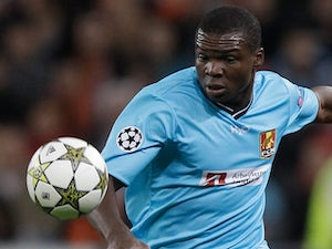 Okore: 'Desailly and Agger are my idols'