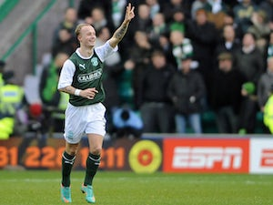 Griffiths, McGivern to remain at Hibs