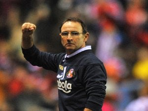 O'Neill eyes Man City upset