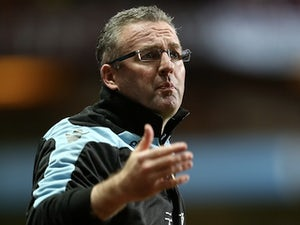 Lambert refuses to dwell