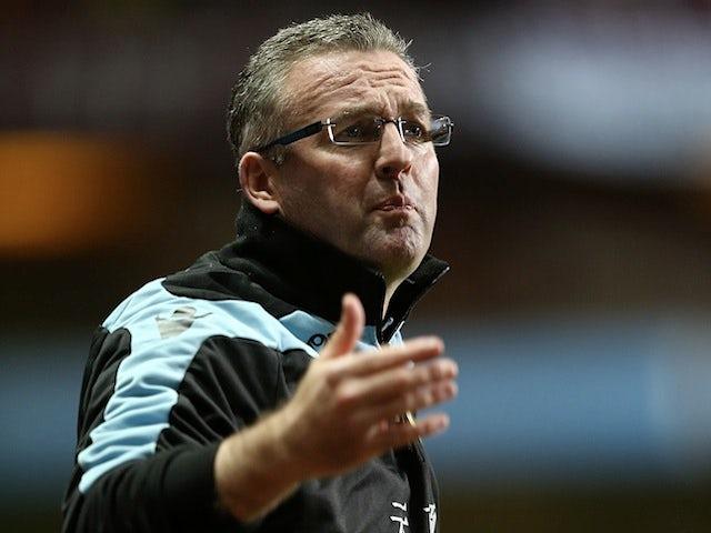 Lambert defiant despite defeat