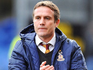 One in, one out at Bradford City