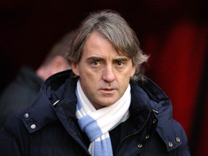 Mancini: 'Don't write City off yet'