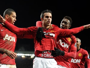 Redknapp: 'Van Persie is title difference'