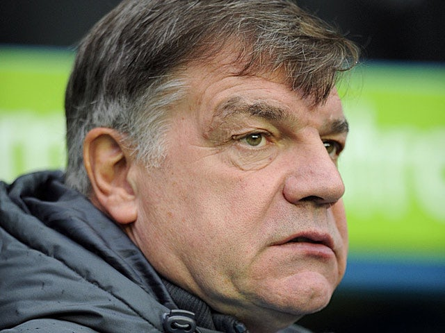 Allardyce fined by FA