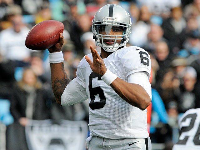 Pryor to compete for Raiders role