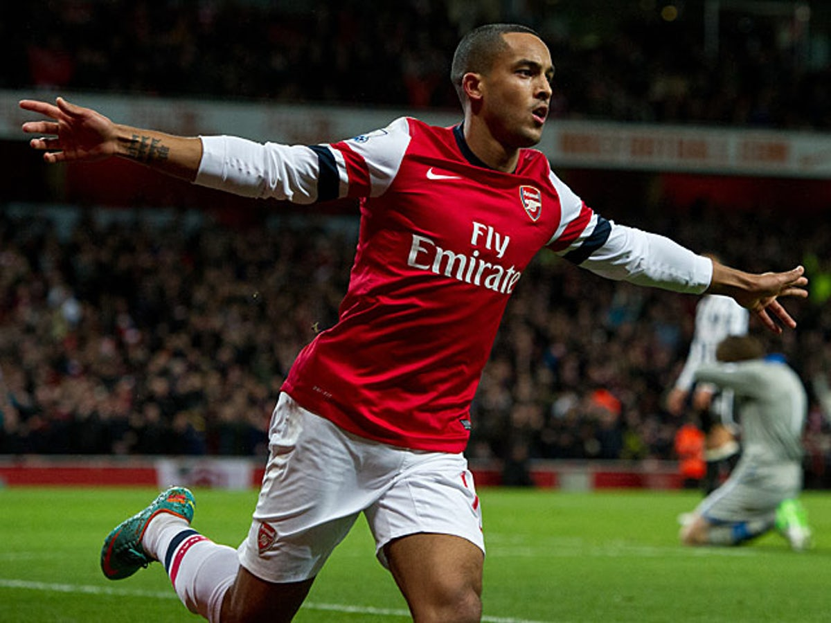 Result Arsenal Hit Newcastle United For Seven Sports Mole