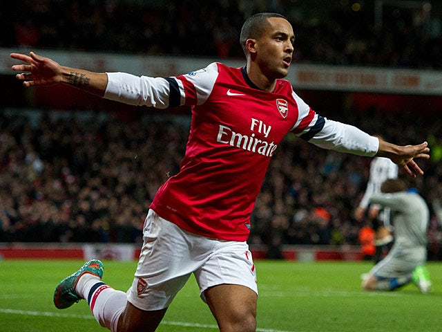 Arsenal confirm Walcott deal