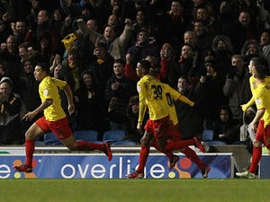 Half-Time Report: Watford in control at Leicester