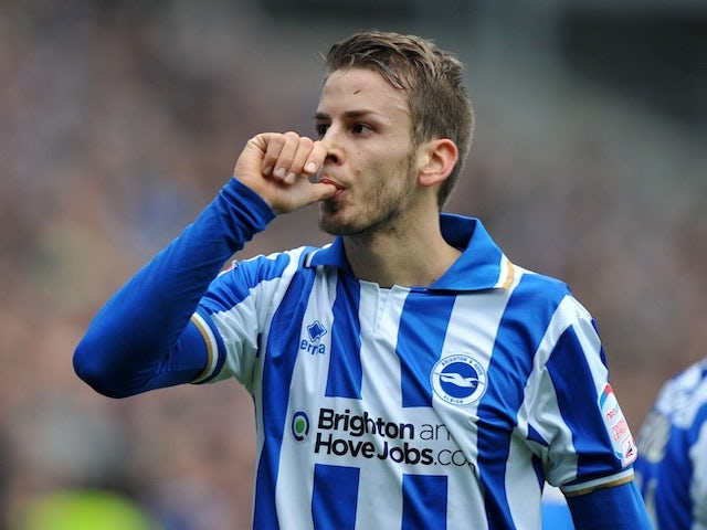 Result: Brighton edge out Derby