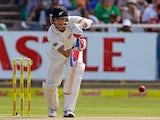 New Zealand's Brendon McCullum on January 3, 2013