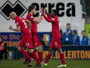 Live Commentary: Mansfield Town 1-2 Liverpool - as it happened
