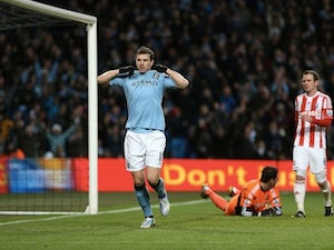 Live Commentary: Manchester City 1-0 West Brom - as it happened