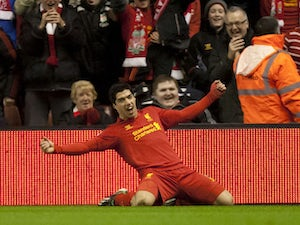 Redknapp: 'Travesty if Suarez not given accolade'