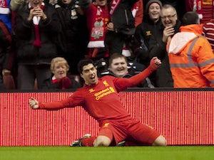 Gerrard: 'Suarez is player of the season'