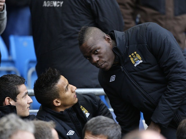 City want £31m for Balotelli