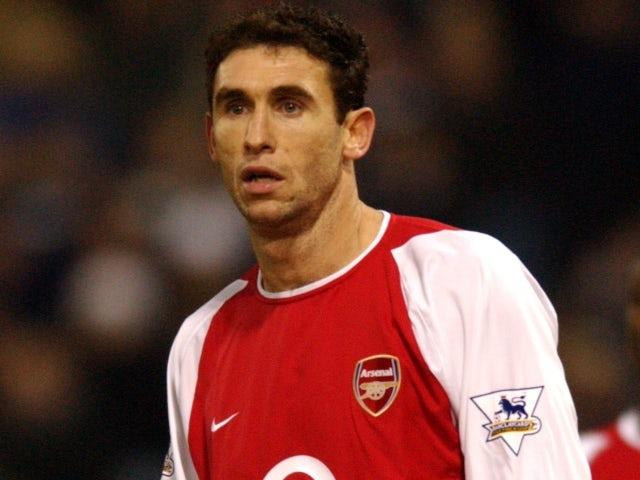 Arsenal's Martin Keown on December 16, 2003