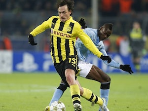 Hummels out for four weeks