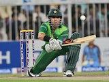 Pakistan's captain Misbah-ul-Haq on August 28, 2012