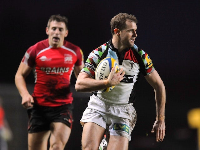 Result: Comfortable win for Harlequins